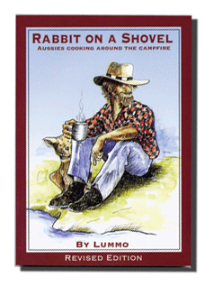 Rabbit on a Shovel